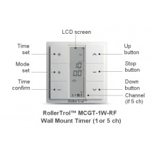 Timer Controller for Radio Motors