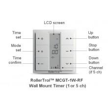 Timer Controller for Radio Motors
